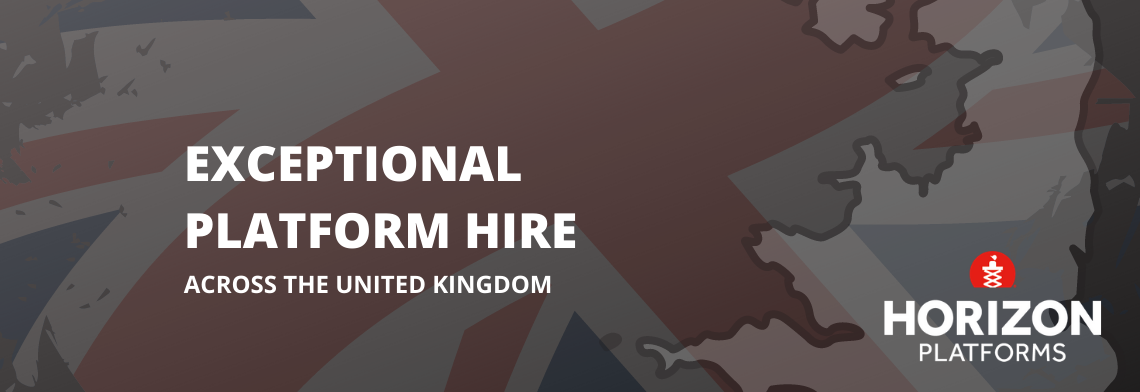 How Horizon delivers exceptional Platform Hire across the UK